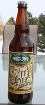 10th Anniversary India Pale Ale - Blue Point Brewing Company