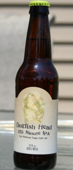 120 Minute IPA - Dogfish Head Craft Brewed Ales