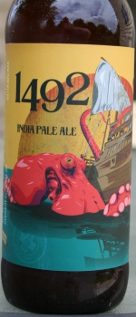 1492 - Toppling Goliath Brewing Company