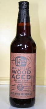 15th Anniversary Wood Aged - Great Divide Brewing Company