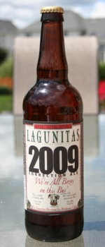 2009 Correction Ale - Lagunitas Brewing Company