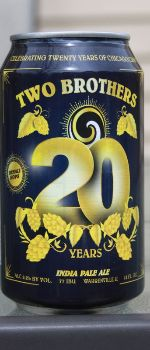 20th Anniversary - Two Brothers Brewing Company