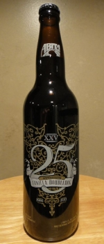25th Anniversary Vanilla Doubledog - Abita Brewing Co.