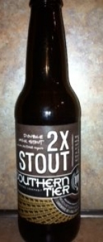 2X Stout - Southern Tier Brewing Company
