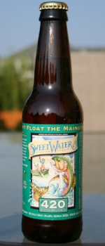 420 Extra Pale Ale - Sweetwater Brewing Company