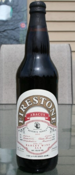 Abacus - Firestone Walker Brewing Co.