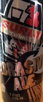 Abrasive Ale - Surly Brewing Company