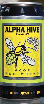 Alpha Hive - Coop Ale Works