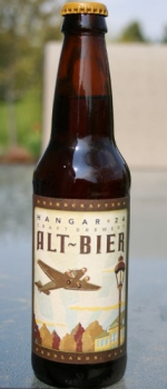 Alt-Bier - Hangar 24 Craft Brewery