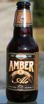 Amber Ale - Boulevard Brewing Company