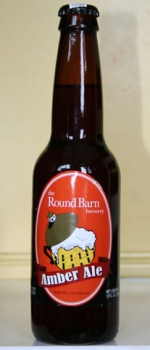 Amber Ale - The Round Barn Brewery