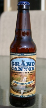 American Pilsner - Grand Canyon Brewing Company