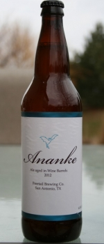 Ananke - Freetail Brewing Company