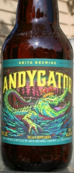 Andygator - Abita Brewing Co.