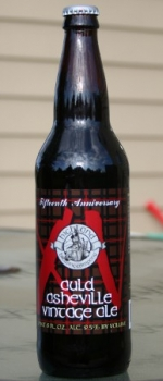 Auld Asheville Vintage Ale - Highland Brewing Company