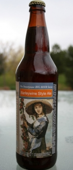 Barleywine Style Ale - Smuttynose Brewing Company