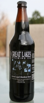 Barrel-Aged Blackout Stout - Great Lakes Brewing Company