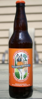 Belgian-Style Pale Ale - Flat Earth Brewing Company