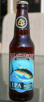 Big Eye IPA - Ballast Point Brewing Company