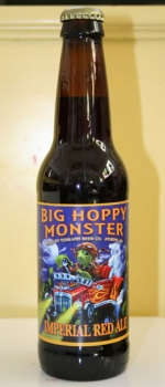 Big Hoppy Monster - Terrapin Brewing Company