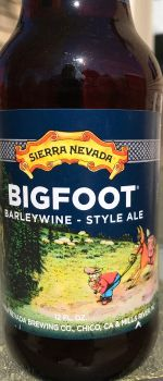 Bigfoot - Sierra Nevada Brewing Co.