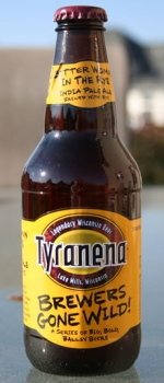 Bitter Woman In The Rye - Tyranena Brewing Company