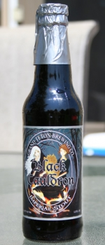 Black Caulldron Imperial Stout - Grand Teton Brewing Company