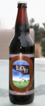 Black Fly Stout - Gritty McDuff's Brewing Company