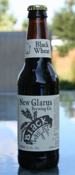 Black Wheat - New Glarus Brewing Company