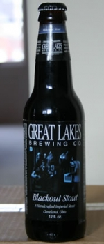Blackout Stout - Great Lakes Brewing Company