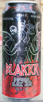 Blakkr - Surly Brewing Company