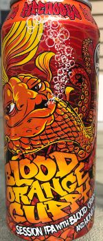 Blood Orange Guppy - Pipeworks Brewing Company