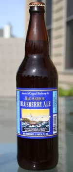 Blueberry Ale - Bar Harbor Brewing Company
