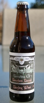 Bourbon Barrel Barley Wine - Kuhnhenn Brewing Company