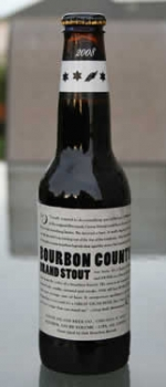 Bourbon County Brand Stout - Goose Island Beer Co.