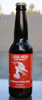 Brewhouse Coffee Stout - Central Waters Brewing Company
