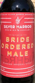 Bride Ordered Male - Silver Harbor Brewing Company