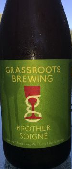 Brother Soigné - Grassroots Brewing