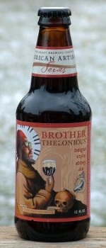 Brother Thelonious - North Coast Brewing Company