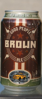 Brown - Good People Brewing Company