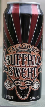Buffalo Sweat - Tallgrass Brewing Company