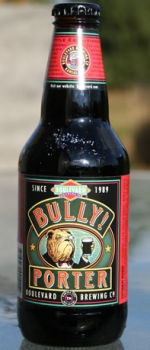 Bully! Porter - Boulevard Brewing Company