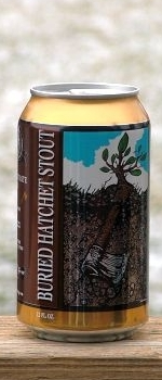 Buried Hatchet Stout - Southern Star Brewing Co.