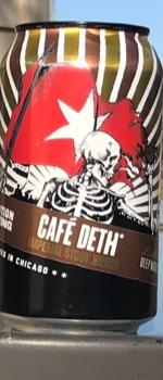 Café Deth - Revolution Brewing