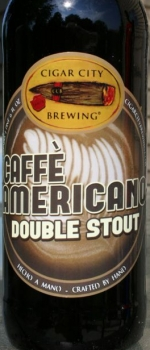 Caffè Americano - Cigar City Brewing