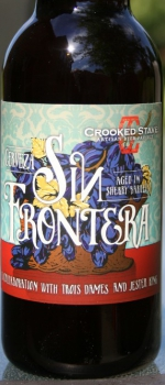 Cerveza Sin Frontera - Crooked Stave Artisan Beer Project