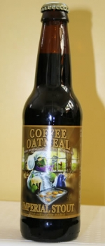 Coffee Oatmeal Imperial Stout - Terrapin Brewing Company