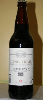 Coffee Stout - Brewmaster Series - Long Trail Brewing Company