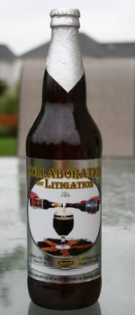 Collaboration Not Litigation Ale - Avery Brewing