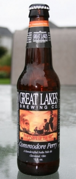 Commodore Perry - Great Lakes Brewing Company